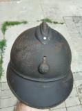 Casca militara model Adrian Primul Razboi Mondial