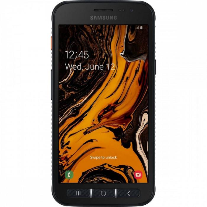 Telefon mobil Samsung Galaxy XCover 4S Dual SIM 32GB 3GB RAM 4G Black