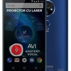 Smartphone Allview X4 Soul Vision, Procesor Octa-core, 1.5GHz, IPS LCD Capacitive touchscreen 5.5inch, 3GB RAM, 32GB FLASH, Camera 13MP, Wi-Fi, 4G, Du