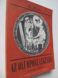 Az Oliumposz legendai - Az istenel - A hosok - Al. Mitru