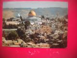 HOPCT 66931 IERUSALIM ORASUL VECHI-ISRAEL -STAMPILOGRAFIE-CIRCULATA
