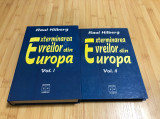 RAUL HILBERG--EXTERMINAREA EVREILOR DIN EUROPA - 2 VOL.