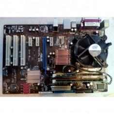 Kit Placa De Baza ASUS P5KPL-SE DUAL CORE E1280 Cu 2GB Ram ddr 2 - Garantie 6 Luni