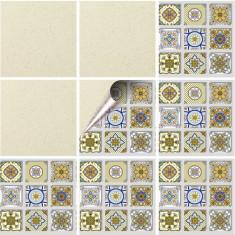"""Sticker Autocolant Faianta Decorativa """"Kitchen Design"""" model K-FAI-178 (pret/bucata)"""