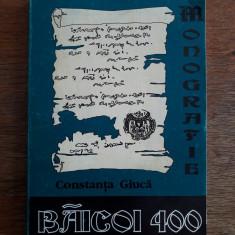 Monografie BAICOI 400 - Constanta Giuca / R4P3S