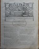 Ziarul Amiculu familiei , an 4 , nr. 1 , Gherla , 1880