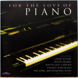 CD For The Love Of Piano, original, jazz