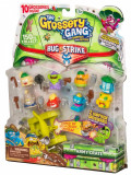 Set figurine Grossery Gang (10 figurine) - Sezonul 4