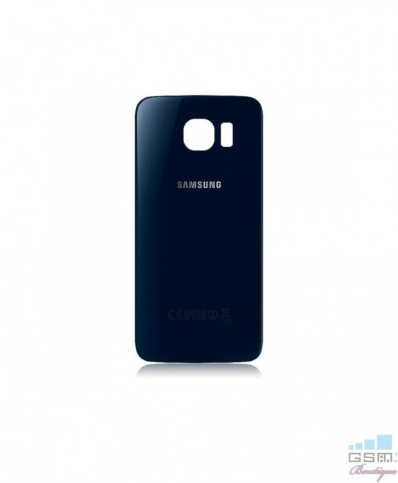 Capac Baterie Samsung Galaxy S6 G920F Albastru