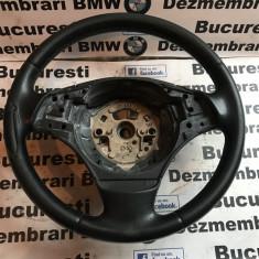Volan cu comenzi fara aribag BMW E90,E91,X1