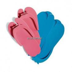 Papuci Unica Folosinta pentru Pedichiura Set 12 Perechi
