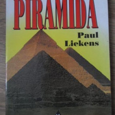 EFECTUL DE PIRAMIDA - PAUL LIEKENS