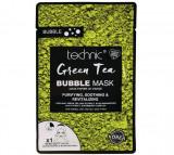 Cumpara ieftin Masca purificatoare TECHNIC Green Tea Bubble Mask, 20 g