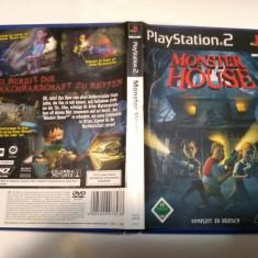[PS2] Monster House - joc original Playstation 2