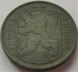 Moneda istorica 1 FRANC - BELGIA, anul 1946 *cod 969, Europa, Zinc