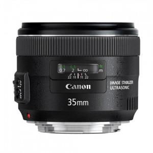 Obiectiv Canon EF 35mm f/2 IS USM - Wide Angle