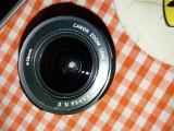 Obiectiv Canon EF-S 18-55 mm