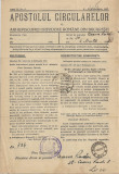 Apostolul circularelor nr 6, 1937 Arhiepiscopia Ortodoxa Romana