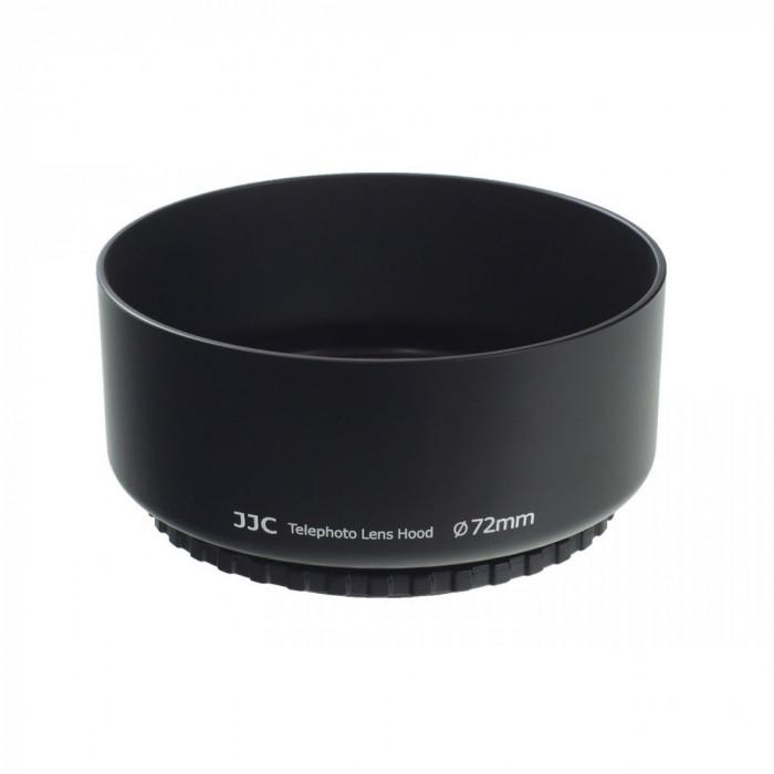 JJC LS-72T Parasolar pe filet 72mm pentru teleobiective
