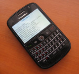 Cumpara ieftin Blackberry 9000 - defect  pentru piese display joystick tastatura