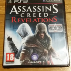 PS3 Assassin's Creed Revelations (+ AC 1 bonus pe disc) - joc original by WADDER