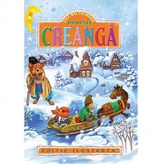 Cele mai frumoase povesti - Ion Creanga
