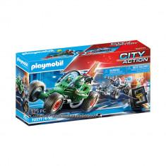 Playmobil City Action - Evadarea cu kart