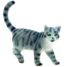 Figurina Pisica Vargata Minka