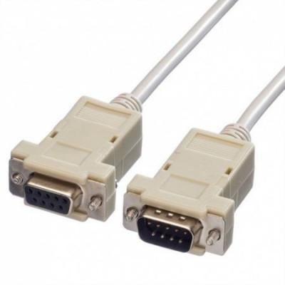Cablu de date  DB9 (serial) TATA- MAMA 1.5M foto
