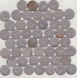 bnk mnd Marea Britanie Anglia - lot 10 pence - 5 lire valoare nominala