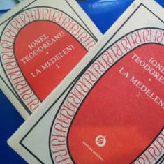 3+1 gratis -- Ionel Teodoreanu - La Medeleni