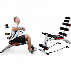 Aparat multifunctional fitness profesional Golden Star Six Pack Care
