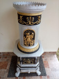 Soba veche fonta reconditionata