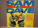 Sam & Dave – Greatest Hits (1985/Castle/RFG) - Vinil/Impecabil