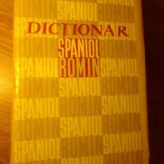 DICTIONAR SPANIOL - ROMAN - NICOLAE FILIPOVICI, RAUL SERRANO PEREZ