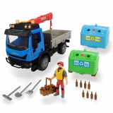 Cumpara ieftin Centru de reciclare cu camion Dickie Toys