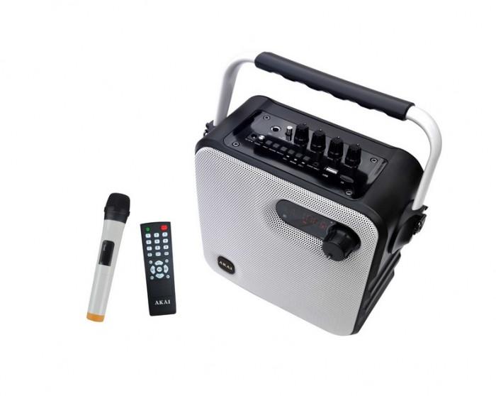 Boxa activa portabila Akai ABTS-T5 30W Negru