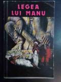Legea Lui Manu - Necunoscut ,544196