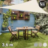 Cumpara ieftin Pavilion pentru Umbra Triunghiular Ambiance Oh My Home (3,6 metri)