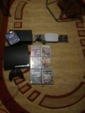 Vand colectie , ps3,ps2,ps1 cu controller, cabluri si jocuri