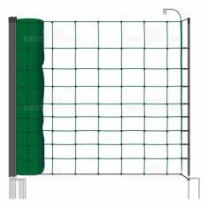 Plasă gard electric 50 m × 108 cm, Voss.farming