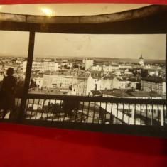 Ilustrata - Vedere din Cluj circulat 1964