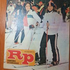 romania pitoreasca martie 1983-art. jud. botosani,orasul bistrita,jud. prahova