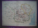 HOPCT DOCUMENT ROMANIA-HARTA VECHE NR 17 EPOCA MIHAI VITEAZUL D=285/210 MM-1920