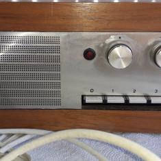 Vand aparat RAR radio vintage Sondyna