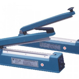 Masina, dispozitiv pentru lipit si sigilat pungi si folii de plastic FS300