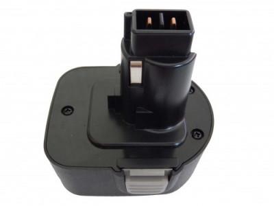 Acumulator pentru black & decker ps130 u.a. 12v, ni-mh, 2000mah, DE9037, DE9071 foto