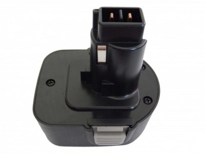 Acumulator pentru black & decker ps130 u.a. 12v, ni-mh, 2000mah, DE9037, DE9071