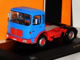 macheta camion man 16.320 1972 - ixo, scara 1/43, noua.