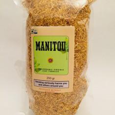 Tutun Manitou 250g/Livrare gratuita/100% natural/Fara chimicale